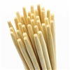 Premium Natural Bamboo Extra Long Short Semi Point Round Skewer Sticks, Party Supplies