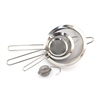 Fine Mesh Stainless Steel Tea Set