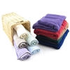 Rayon from Bamboo and Cotton Bath Towel