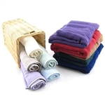 "535 GSM - 70% Rayon from Bamboo 30% Organic Cotton Bamboo Bath Towel - 28"" X 58"""