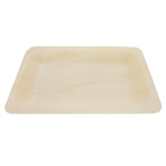 Wood Rectangle Plates / Dishes