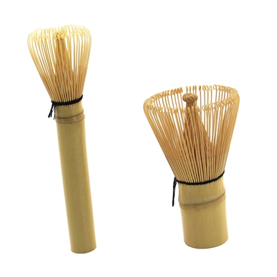 Bamboo Tea Whisk for Preparing Macha (Green Tea Chasen)