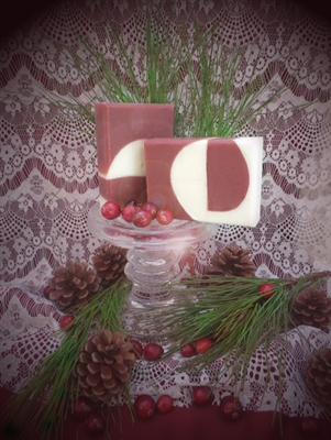 Cranberry Frost - Unisex Body Soap