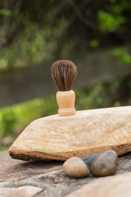 Horse Hair Shaving Brush