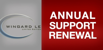 WINGARD LE Annual Support Renewal