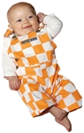 Tennessee Volunteers Orange & White Infant Game Bibs