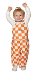 Youth Tennessee Volunteer Game Bib Overalls