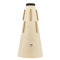Denis Wick Tuba Wooden Straight Mute; (Special Order item 4-6 week delivery)