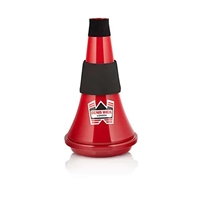 Denis Wick Baritone Red Aluminum Travel Mute