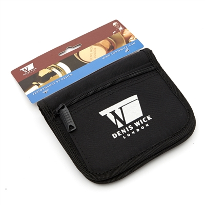 Denis Wick Mouthpiece Canvas Pouch 3pc for Trombone/Euphonium/Baritone