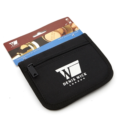 Denis Wick Mouthpiece Canvas Pouch 3pc for High Brass