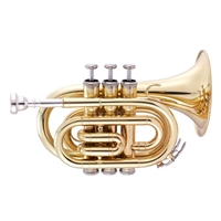 John Packer Pocket Trumpet Lacquer & Color Finishes
