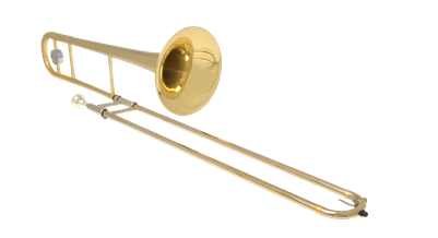 John Packer Bb Tenor Trombone - JP Rath - .525 bore - frosted gold