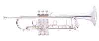 John Packer Bb Trumpet - JP Smith-Watkins - rose brass silver