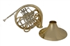 Bb/F Double French Horn - JP Rath - detachable bell - lacquer