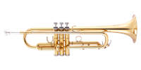 Bb Trumpet Light Weight - JP Smith-Watkins - gold lacquer