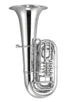 BBb Rotary Valve Tuba - JP Sterling Silver