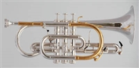 Smith Watkins Bb Cornet - Soloist w/case