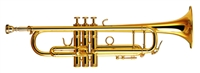 Smith Watkins Bb Trumpet - Soloist, .464 bore, No Case