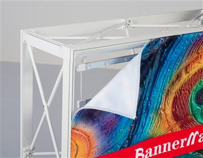 Illuminated 5 ft Pop Up Display - Replacement Print