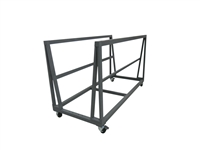 A-Frame Drywall Panel Cart