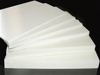 Expanded PVC Sheet - 10 mm - White