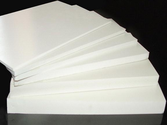Expanded Pvc Sheet 19 Mm White