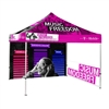 10'x10' Pop Up Canopy Tent Back Wall Sidewall