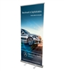 "Retractable Roll Up Banner Stand 33"" Stand Only BOX SET [ QTY: 6 PCS]"