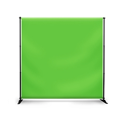Green Screen - Video Conference, Streaming Backdrop