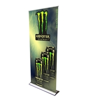 "HD Retractable Banner Stand 36"" - Stand Only"
