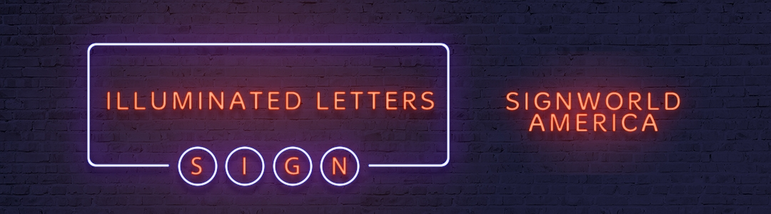 Illuminated Sign Letters | LED Letters | LED Signs