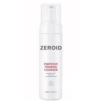 Zeroid Pimprove Foaming Cleanser