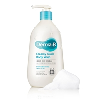 Derma:B Creamy Touch Body Wash