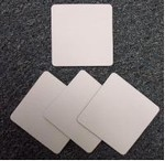 inkjet transfer ready coasters