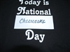Write On Wipe Off T-Shirt for National Day Calendar