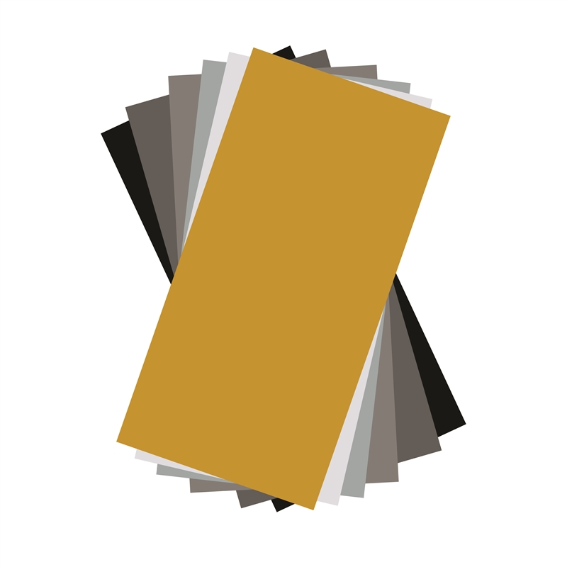 Metallic Colors Adhesive Vinyl Sheets Pack
