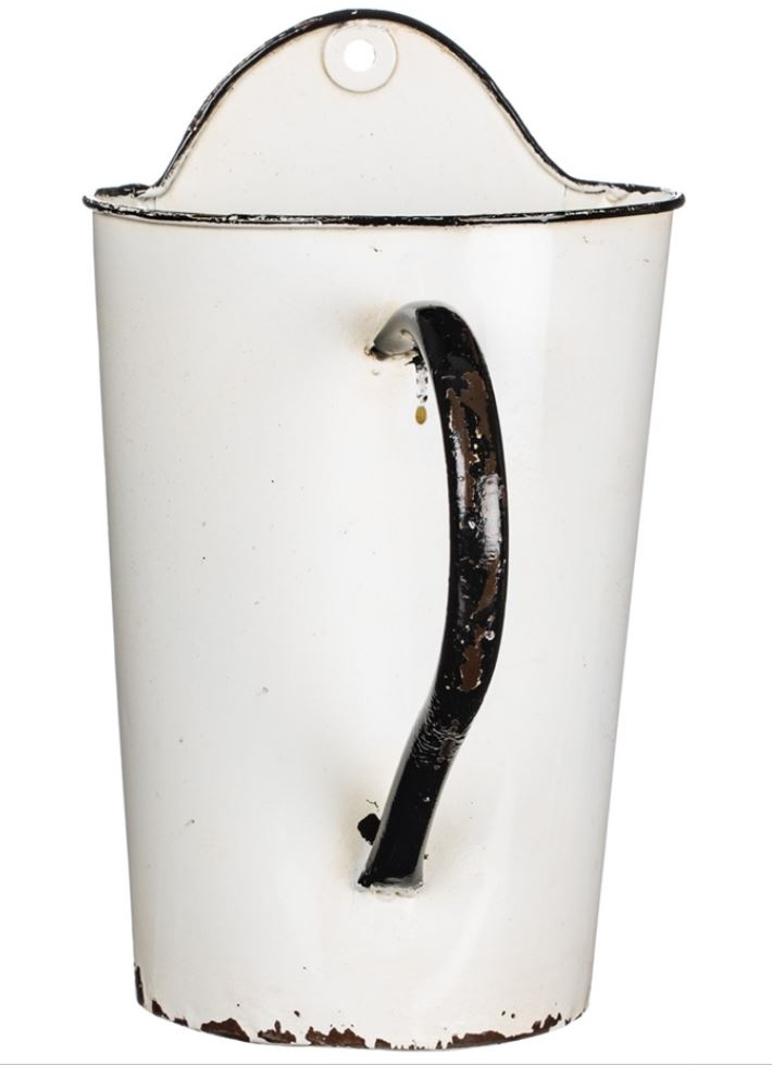 Metal Wall Pitcher