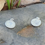 Sterling Silver Mercy Ships Charm