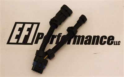 LS1 3 wire MAF to Delphi 5 wire MAF Harness with IAT plug