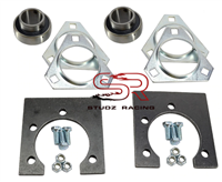 "Live Axle Bearing Kit (Standard Bearing) For 1-1/4"" Axle, 3-Hole Flangettes"
