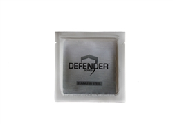 Stainless Steel Defender™ NanoPax® - 10-pack