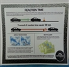 "Windshield Defenderâ""¢ Laminated Demonstration Card"