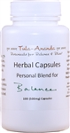 Personal Blend Capsules