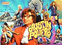 ColorDMD for Austin Powers