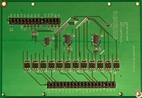 Alltek LED/Lamp Aux Board