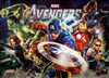 ColorDMD The Avengers Pinball