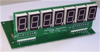 Replacement Bally/Stern Display 7 Digit-Set of Five