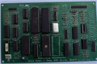 Data East/Stern Dot Matrix driver Board