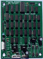 Bally/ Williams WPC Dot Matrix Driver Board